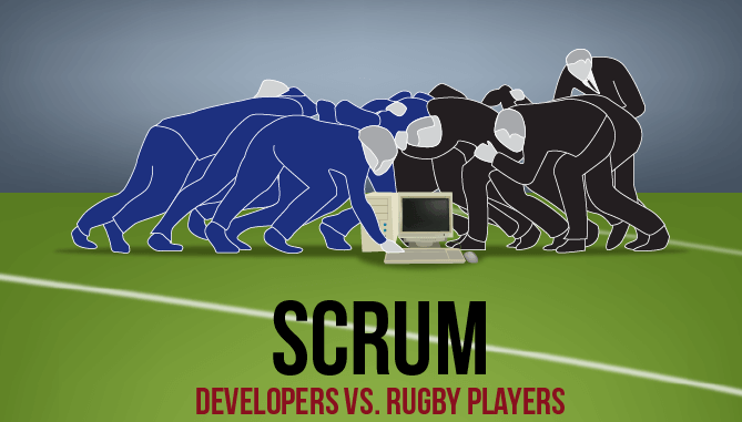 scrums - development and rugby scrums