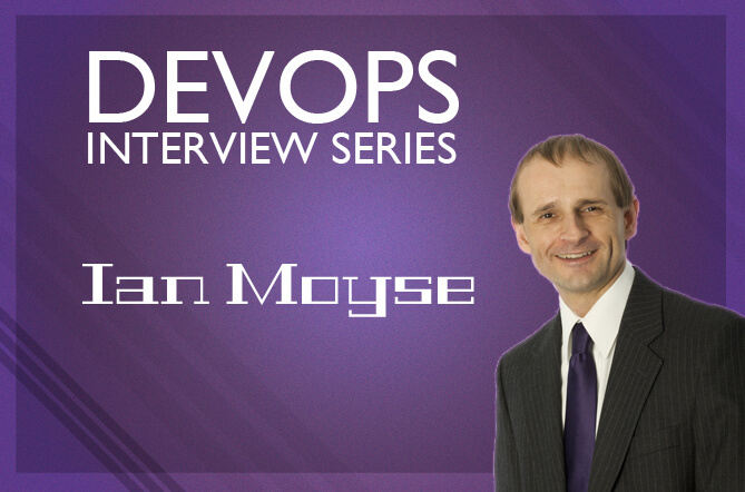 DevOps interview featuring Ian Moyse