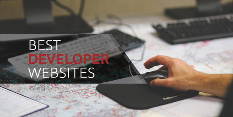 Best Developer Websites