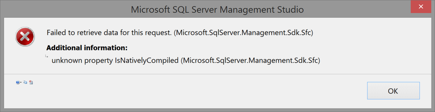 SQL server issues