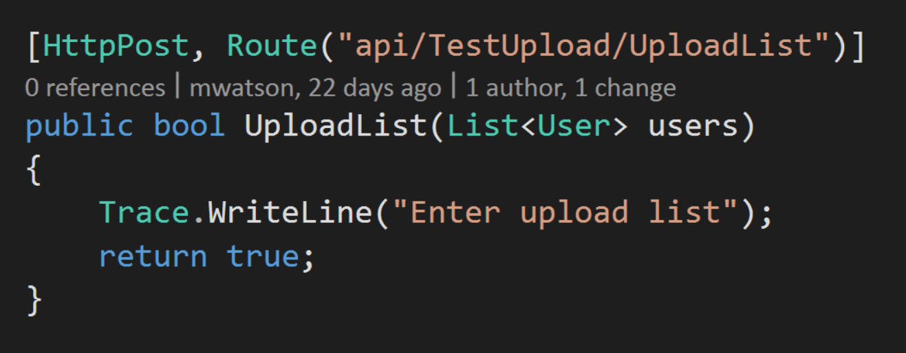 prefix read data code