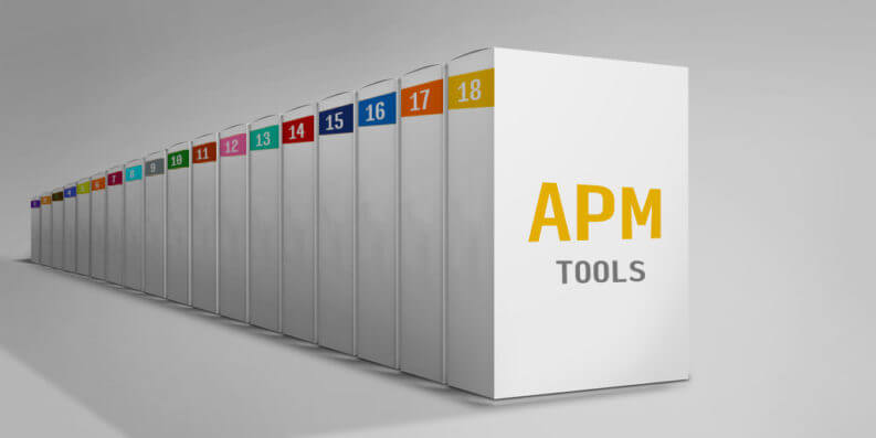 Top 18 APM Tools (Application Monitoring)