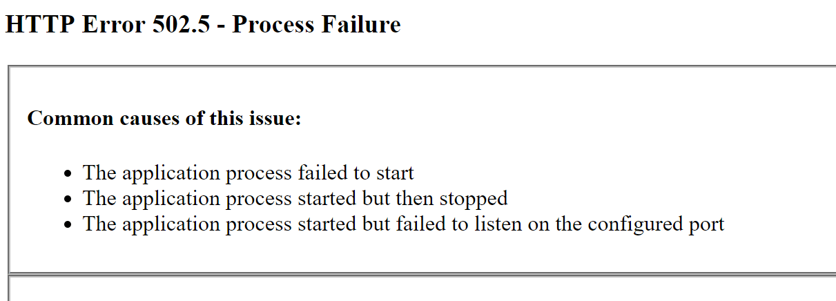 android failure starting core service