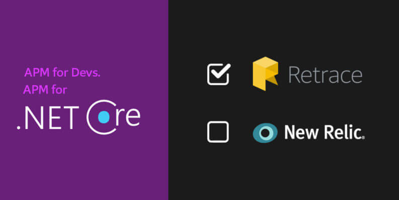 .NET Core New Relic