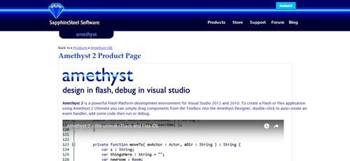 Amethyst (IDE Tools)