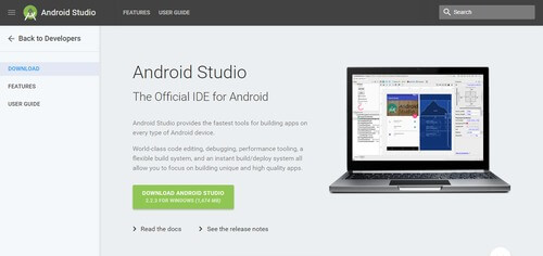 Android Studio (IDE Tools)