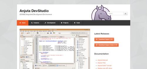 Anjuta Dev Studio - IDEs