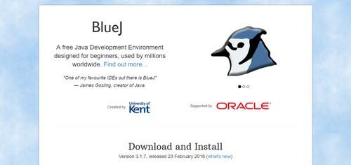 BlueJ (IDE Tool)