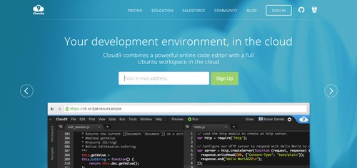 Cloud9 (IDE Tool)