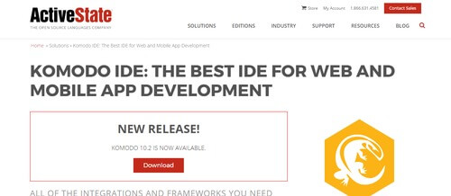 Top Integrated Developer Environments (IDEs): Top 50 Tools