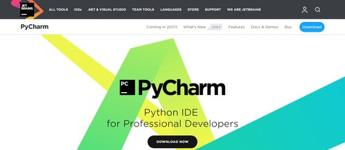 Top integrated developer environments ides top 50 tools pycharm is a python ide for professional developers also offering support for avascript coffeescript typescript cython sql htmlcss ccuart Image collections