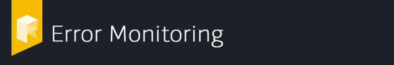 Advanced Error Monitoring with Retrace