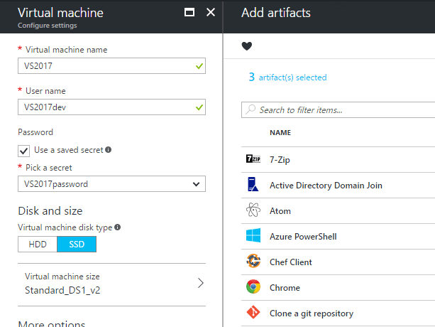 How to Use Azure DevTest Labs for Test Environments and Dev