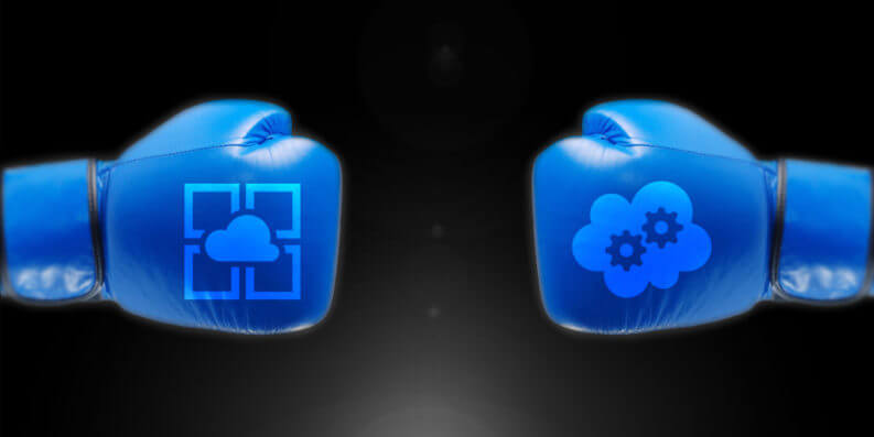 Comparison: Azure App Services vs Cloud Services