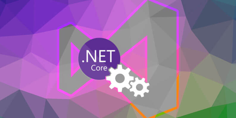 creating  net core windows services with visual studio 2017
