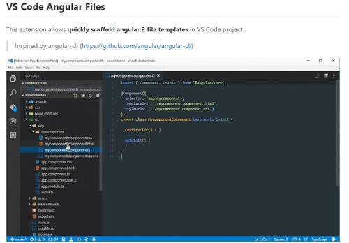 Angular Files