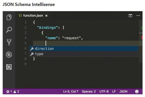 Azure Functions Tools