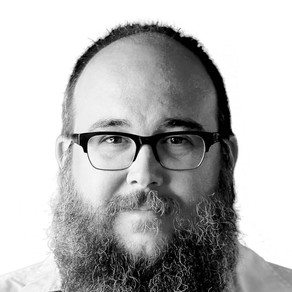 Eric Martin, Principal Client Tools Engineer