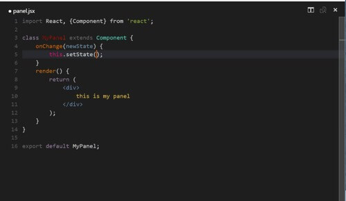 Reactjs Code Snippets