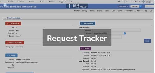 Request Tracker