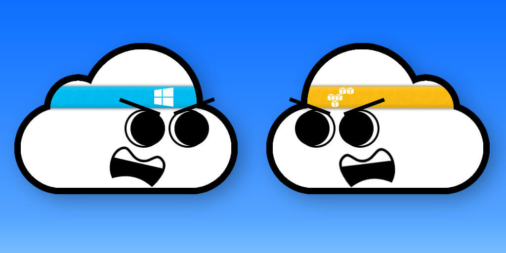Cloud Services Comparisons Azure Vs Aws Which One Is Better