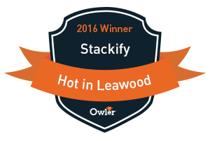 Owler 2016 Hot in Leawood Award