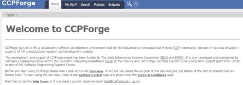 CCPForge