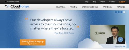 CloudForge