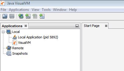 Running Java Apps