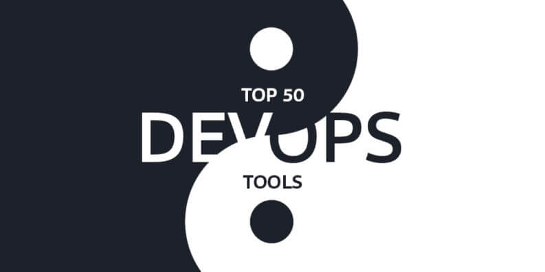 Top 50 DevOps Tools