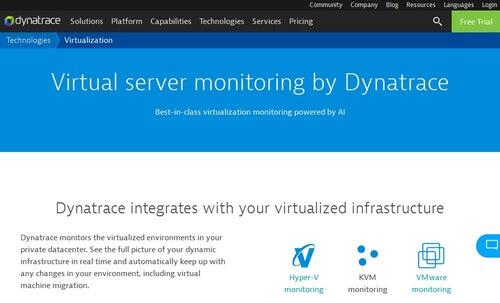 Dynatrace Virtualization