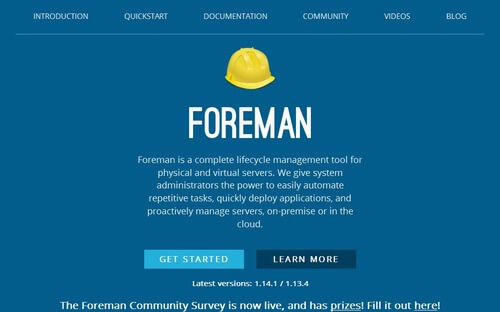Best cloud tools for infrastructure automation 50 useful tools for foreman is a server lifecycle management tool it makes it easier for system administrators to automate routine tasks deploy applications quickly and malvernweather Image collections