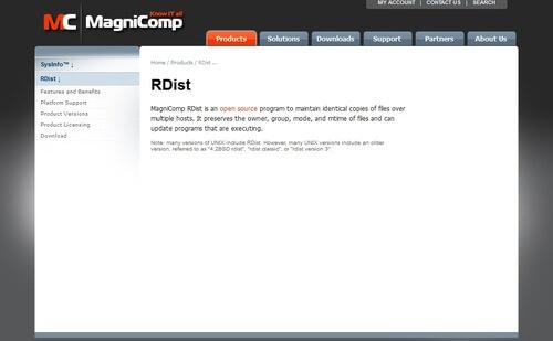 MagniComp RDist