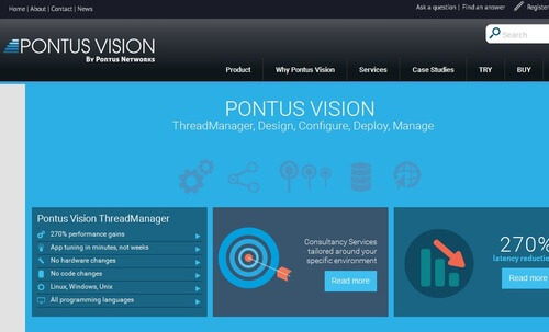 PontusVision Thread Manager