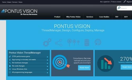 PontusVision Thread Manager