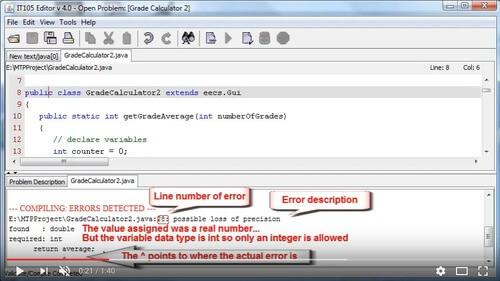 """""""possible loss of precision"""" error in Java"""