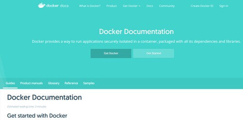 Docker Documentation