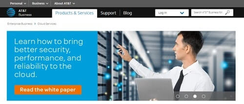 AT&T Private Cloud