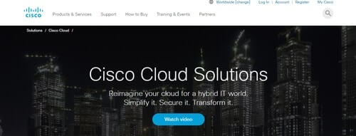 Cisco Cloud Solutions