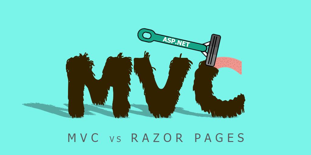 ASP.NET Razor Pages vs MVC: Benefits and Code Comparisons