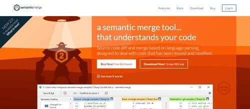 SemanticMerge