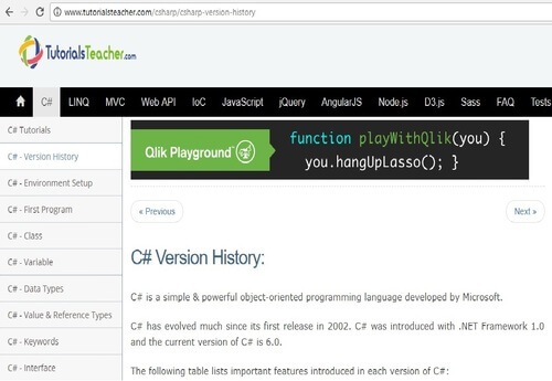 The Best C# Tutorials for Beginners to Advanced Programmers