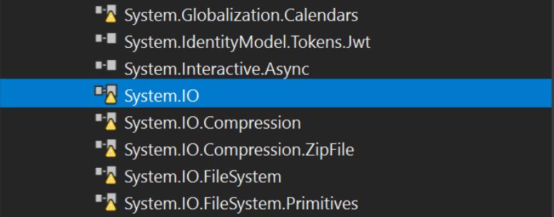 Visual Studio .NET Framework Project DLL Hell