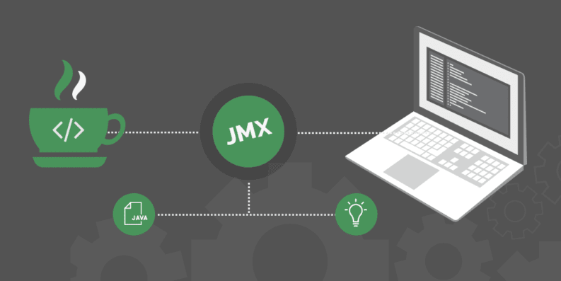 monitor JMX data exposed by third-party tools and write and expose your own.