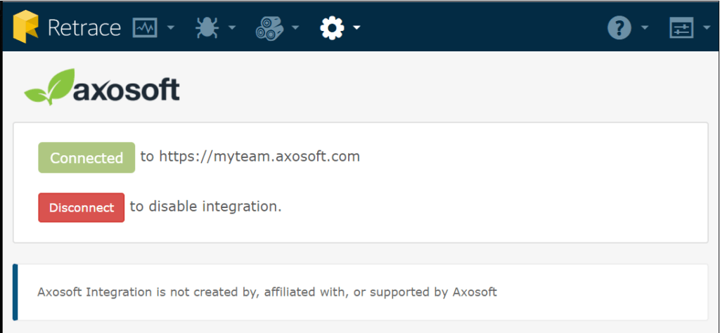 Axosoft Integration with Stackify