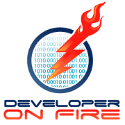Developer on Fire