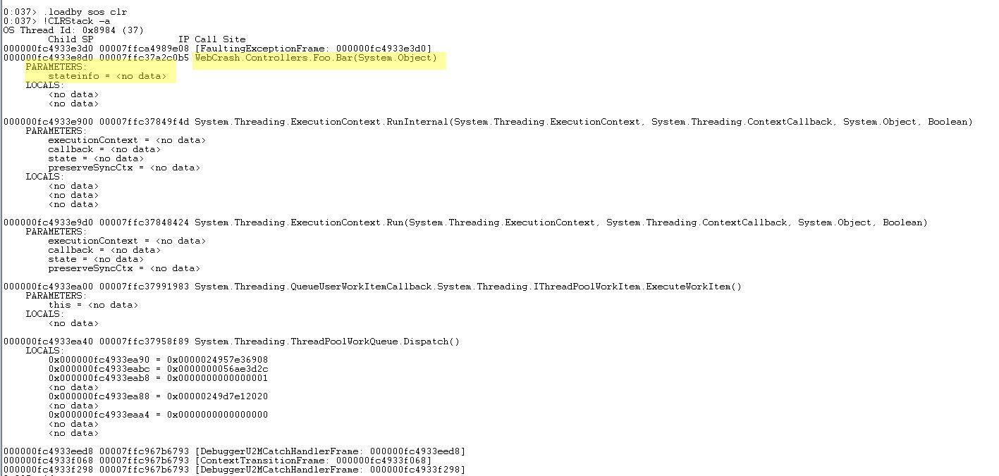 How to Troubleshoot an ASP NET Crash & Analyze w3wp Crash Dumps