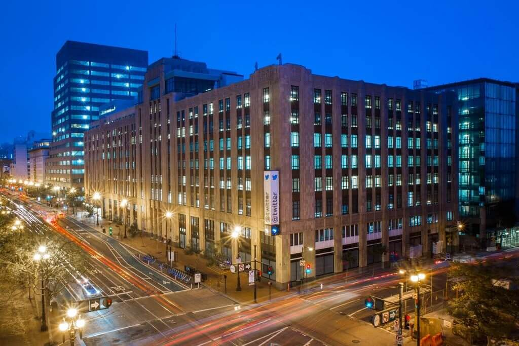 Twitter Headquarters Building