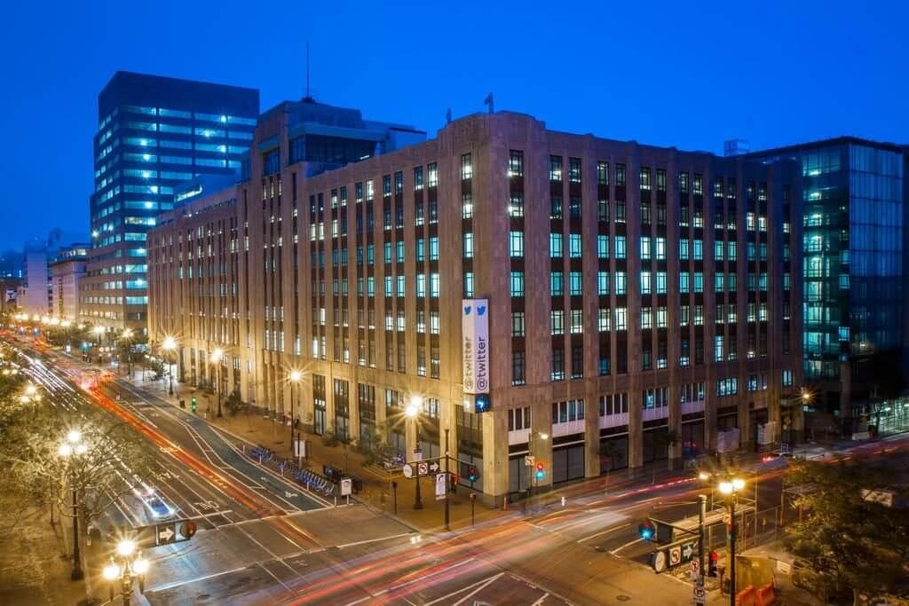 Twitter Headquarters Building