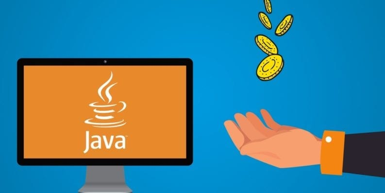 java developers are in high demand